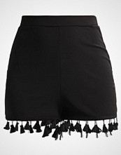 Missguided TASSEL DETAIL Shorts black