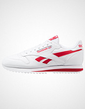 Reebok Classics CL LEATHER RIPPLE LOW BP Joggesko white/excellent red