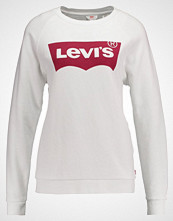 Levi's RELAXED GRAPHIC CREW Genser better batwing white