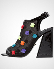 Kat Maconie GINNY Sandaler med høye hæler black/multicolor