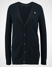 Abercrombie & Fitch BELTED Cardigan navy