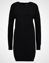 G-Star GStar SUZAKI DRESS KNIT L/S Sommerkjole dark black