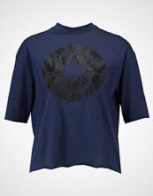 Converse MOCK NECK  Tshirts med print midnight navy