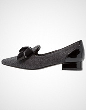 Lost Ink WING BOW Slippers grey