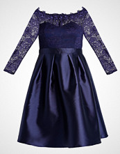 Little Mistress Curvy Cocktailkjole navy