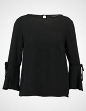 Dorothy Perkins FLUTE TIE  Bluser black