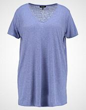 New Look Curves BOYFRIEND  Tshirts blue