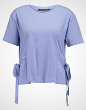 Even&Odd Tshirts med print lilac