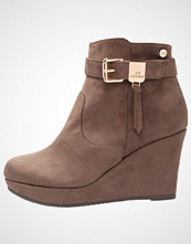 Xti Ankelboots taupe