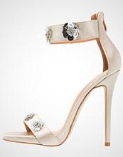 BEBO BLAQUE Sandaler med høye hæler nude
