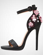 BEBO BROOKE  Sandaler med høye hæler black