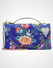 New Look ORIENTAL PRINT HANDLE       Håndveske blue