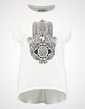 Even&Odd Tshirts med print white