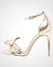 BEBO BECKI  Sandaler med høye hæler gold