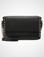 New Look SOPHIE STUD SLEEK      Skulderveske black