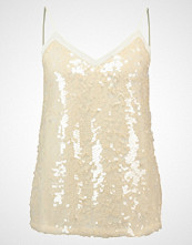 Dorothy Perkins SEQUIN  Topper peach