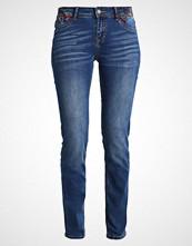 Desigual REFRIPOSAS Straight leg jeans dark blue