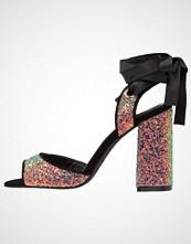 BEBO BEROZI Sandaler med høye hæler multicolor