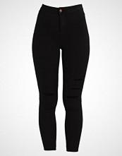 New Look DISCO MULTI SLASH Jeans Skinny Fit black
