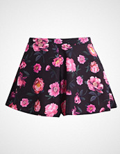 Missguided FLORAL FLOATY Shorts black