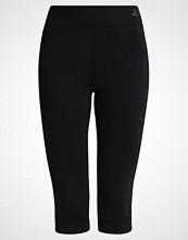 Curare Yogawear ROLL DOWN Treningsbukser black