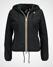 K-Way KWay MARMOT Lett jakke black/grey