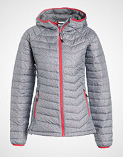 Columbia POWDER LITE HOODED Turjakke grey ash tweed