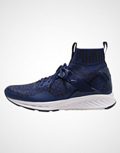 Puma IGNITE EVOKNIT Nøytrale løpesko blue depths/quiet shade/peacoat