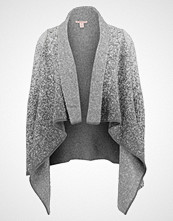 Anna Field Cardigan light grey / dark grey