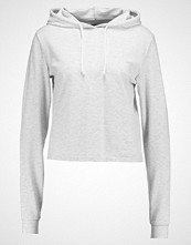 TWINTIP Hoodie mottled light grey