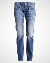 Replay NEWSWENFANI Straight leg jeans blue