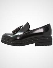 Tamaris Slippers black brush