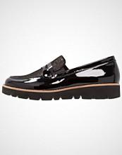 Gabor Slippers schwarz/anthrazit