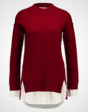 Derhy ALLURE PULL Jumper bordeaux