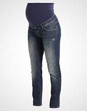 Noppies BOYFRIEND ROBIN Straight leg jeans destroyed denim