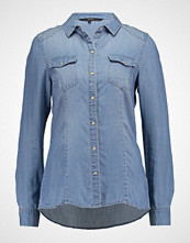 Vero Moda VMVERA  Skjorte light blue