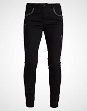 Mos Mosh BRADFORD GLAM BLACK Slim fit jeans black