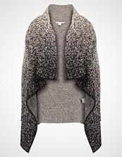 Anna Field Cardigan oatmeal/anthracite