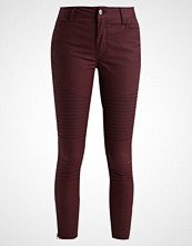 Even&Odd Jeans Skinny Fit bordeaux