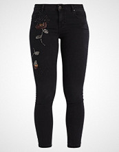Dorothy Perkins BEADED DARCY Jeans Skinny Fit black