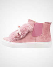 Buffalo Ankelboots old pink