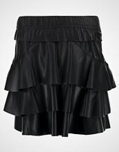 Vero Moda VMRINA BUTTER Miniskjørt black beauty