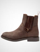 Gant ASHLEY Støvletter dark brown