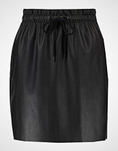 Vero Moda VMRILEY RUFFLE  Miniskjørt black