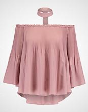 Bik Bok ROSETTANI Bluser dusty pink