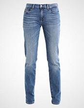 Calvin Klein MID RISE STRAIGHT Straight leg jeans salt & pepper