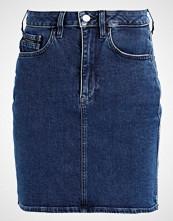 Calvin Klein TIPP Dongeriskjørt tipped blue