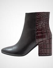 KIOMI Ankelboots black/burgundy