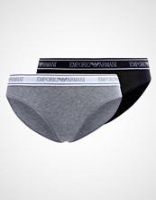 Emporio Armani BRIEF 2 PACK Truser black/dark grey