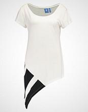 Adidas Originals EQT BLOCK  Tshirts med print white/black